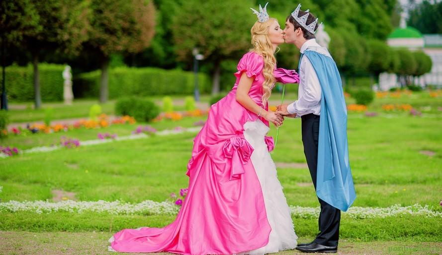 Замуж за принца